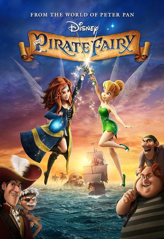 دانلود انیمیشن The Pirate Fairy