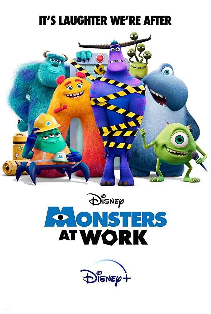 دانلود انیمیشن سریالی Monsters at Work