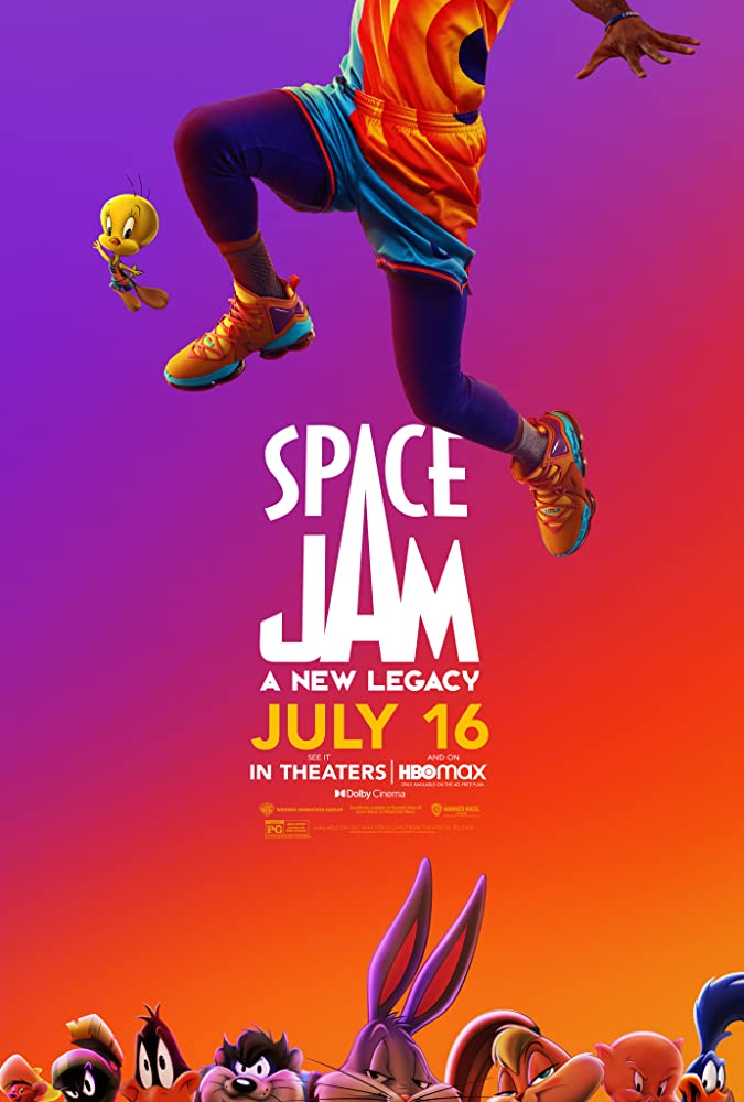 دانلود انیمیشن Space Jam: A New Legacy