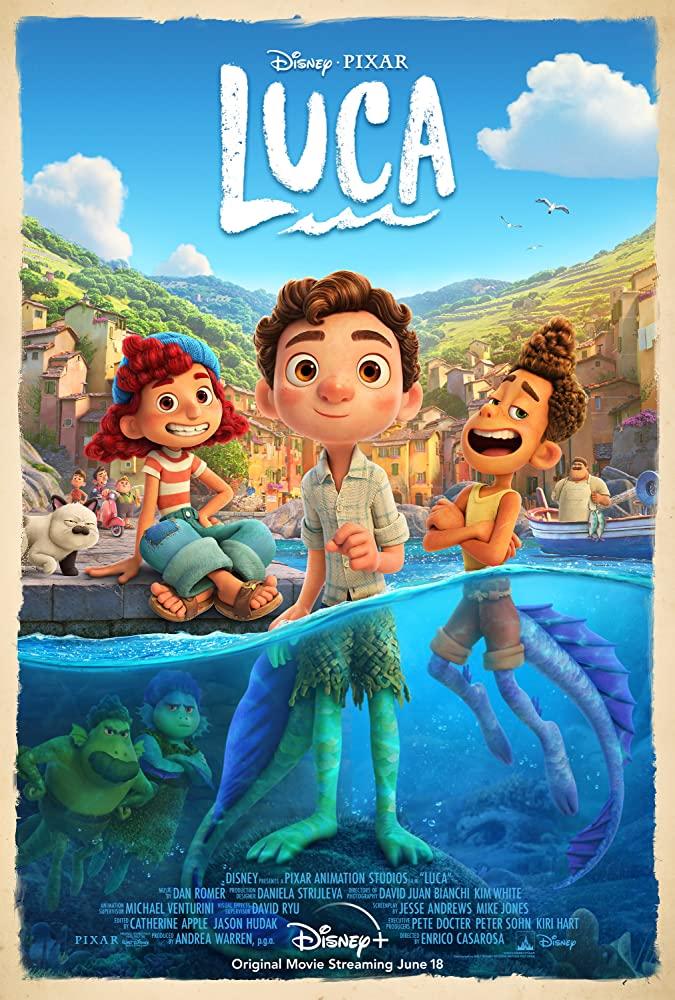 دانلود انیمیشن Luca
