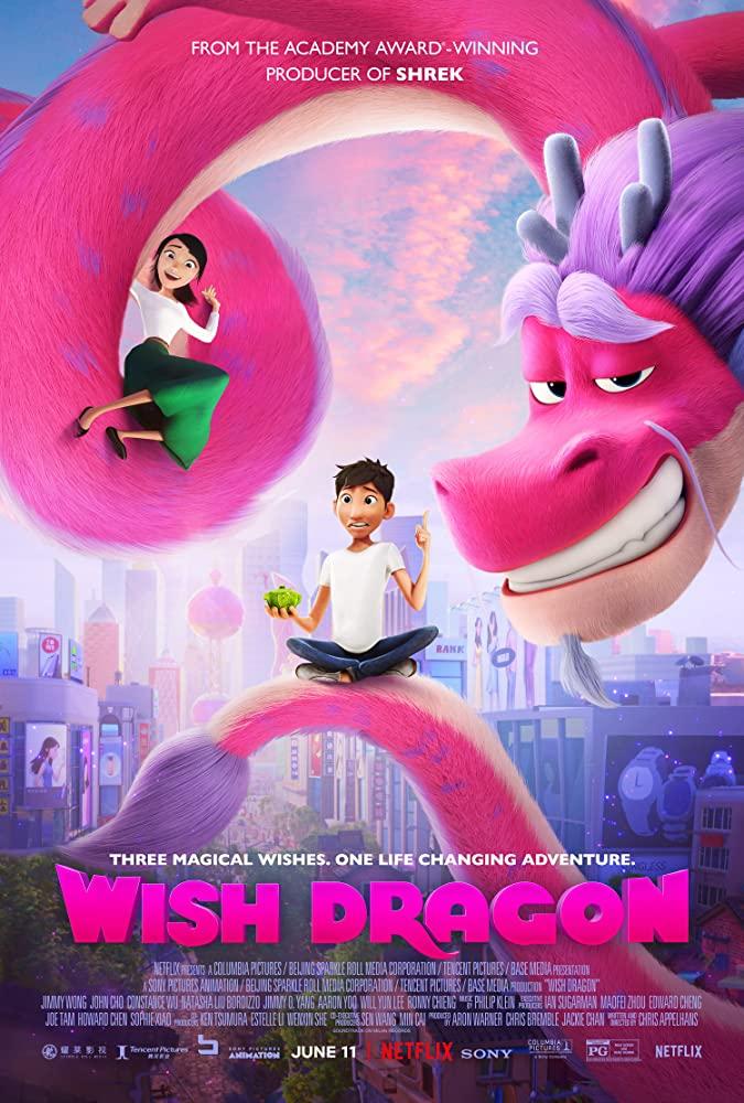 دانلود انیمیشن Wish Dragon