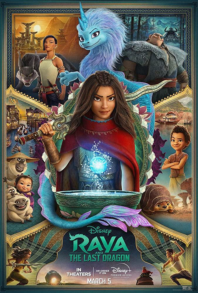 دانلود انیمیشن Raya and the Last Dragon